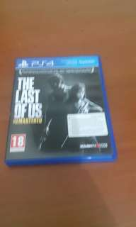 Last Of Us Rematered PS4
