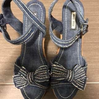 Miu Miu 春夏高跟鞋