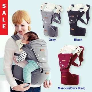 Ai Mama Hip Seat Baby Carrier