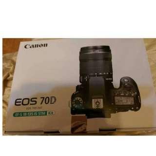 Canon EOS 70D 單機身 非750D 60D 760D D5500 RX100M3 800D