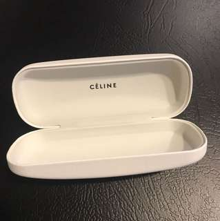 Celine sunglasses case