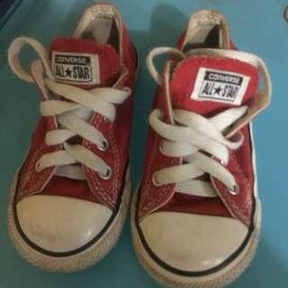 Converse Kids Pre Loved