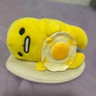 Mr Egg Yolk Key Chain/Soft Toy