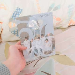 INFINITE ROMEO 1ST ALBUM