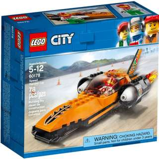 全新現貨 LEGO City 60178