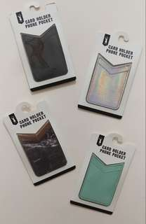 Card Holder Phone Pocket