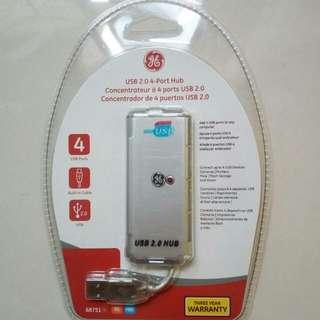 2.0 USB 4 Port Hub (best price)
