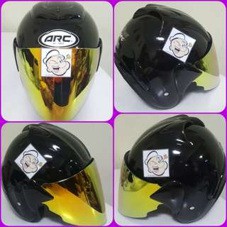 1203***ARC Helmet For Sale 😁😁Thanks To All My Buyer Support 🐇🐇 Yamaha, Honda, Suzuki