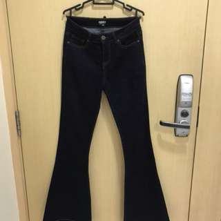 Flared Jeans from Brazil