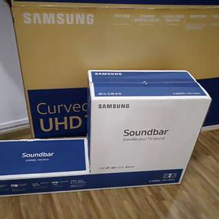 Samsung new unpacked sound bar