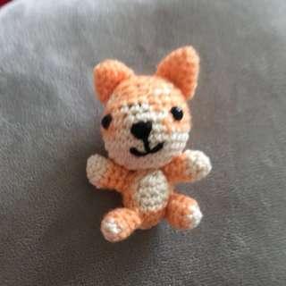 Crochet Corgi