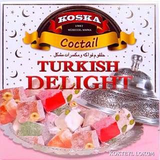 Koska turkish delight cocktail