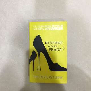 🚚 Revenge wears Prada 穿著Prada 的惡魔2 續集