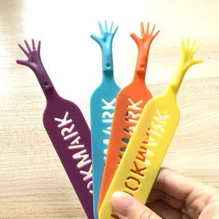 Fully Booked Hand-y Bookmarks