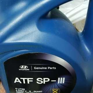 Hyundai SPIII ATF