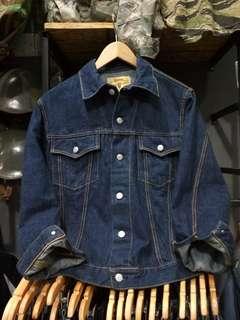 Trucker Canton Selvedge jeans