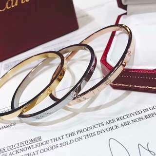 FAST DEAL Cartier 3inone Bangle