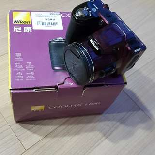 NIKON COOLPIX L830 (negotiable)