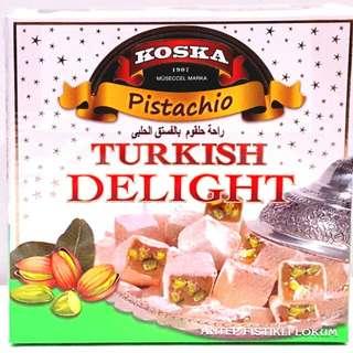 Koska turkish delight pistachio