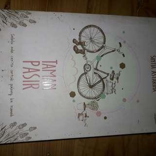 Novel Taman Pasir karya Sintia Astarina