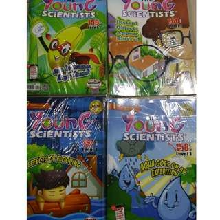 Level 1 Young scientist -Year 2016 10 issues