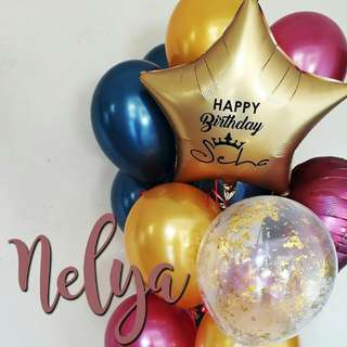 Balloon Bouquet - NELYA