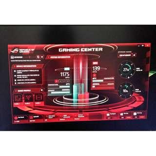 "ASUS ROG STRIX GL702VMK (17.3"" FHD 1920x1080)"