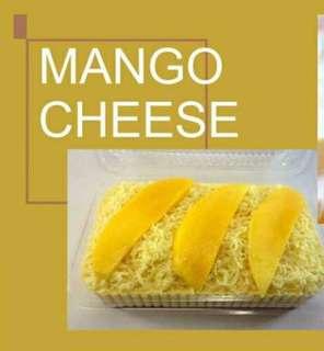 Refrigerated Graham Cake (Mango Cheese)