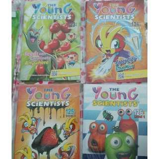 Level 1 Young scientist  10 issues