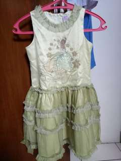 Dress anak 3-5th