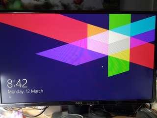 Dell se2717h led monitor