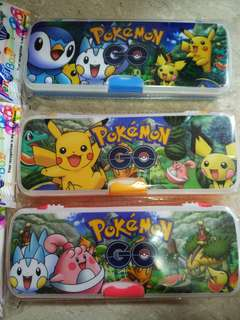 Pokemon pencil box