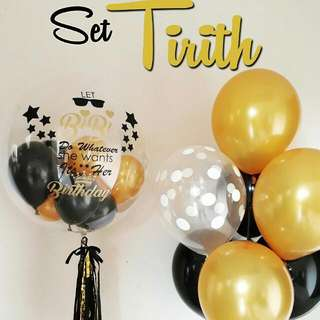Balloon Bouquet - SET TIRITH