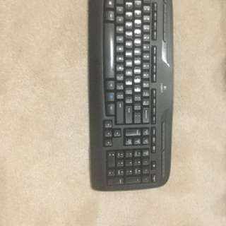 Logitech K330 Wireless Keyboard and Mouse