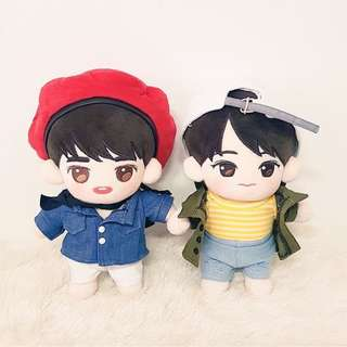 JAEHYUN & TAEYONG 오구오구 doll