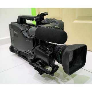 SONY PDW-700 PROFESSIONAL HD CAMERA