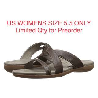 Keen Rose City Slide | Cascade Brown | US Women's Size 5.5 Only | Flip Flop Sandal Slipper Slide Thong
