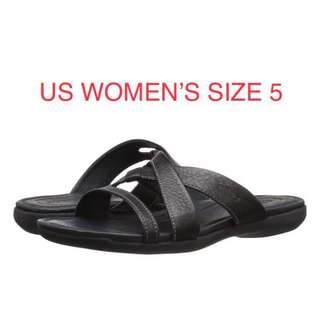 Keen Rose City Slide | Black | US Women's Size 5 Only | Flip Flop Sandal Slipper Slide Thong