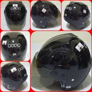 1203***NOVA Black Helmet For Sale 😁😁Thanks To All My Buyer Support 🐇🐇 Yamaha, Honda, Suzuki