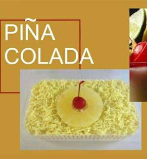 Refrigerated Graham Cake (Pinya Colada)