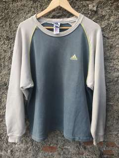 Adidas With Little Logo Sweatshirt