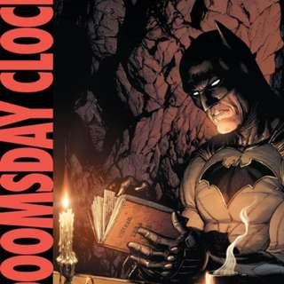 Doomsday Clock Issue 3