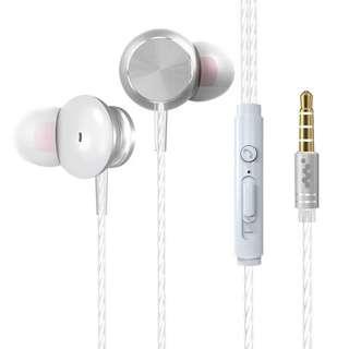 重低音入耳式耳機 出口德國