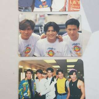 Aaron kwok fu cheng yes card
