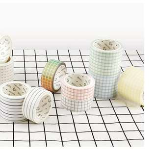 Washi Tape Sample 50cm (Ref No.: 157, 158 and 159)