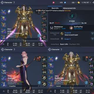 Lineage account