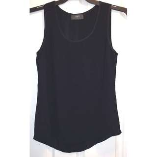 TEMT Women's Navy Blue Sleevless Tank Top Blouse [AU8]