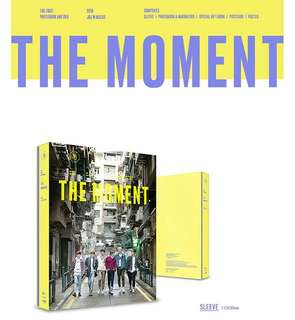 JBJ-The Moment [1st Photobook]