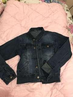 Bebe black jacket jeans