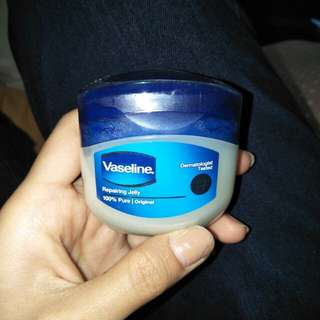 Vaseline Repairing Petroleum Jelly 50ml ORIGINAL